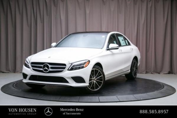 2020 Mercedes-Benz C-Class in Sacramento, CA