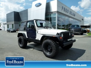 Used 1997 Jeep Wrangler SE For Sale In Boyertown, PA