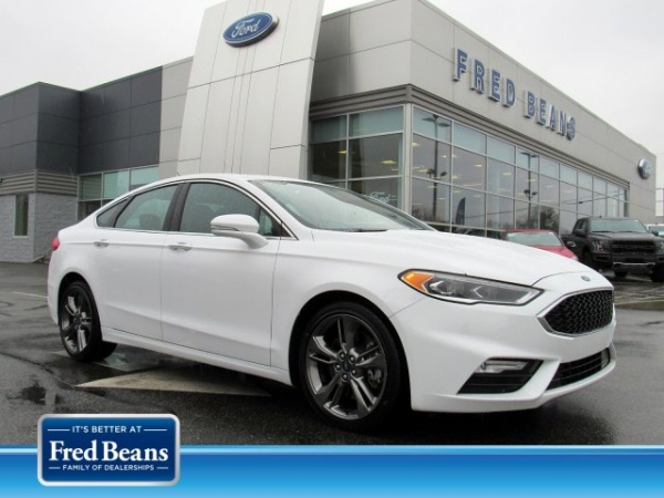 2017 Ford Fusion in Boyertown, PA