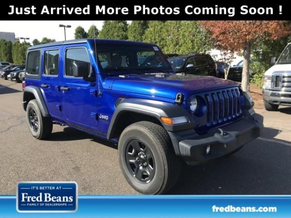 2019 Jeep Wrangler in Doylestown, PA