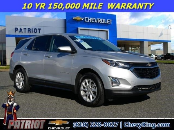 2018 Chevrolet Equinox in Limerick, PA