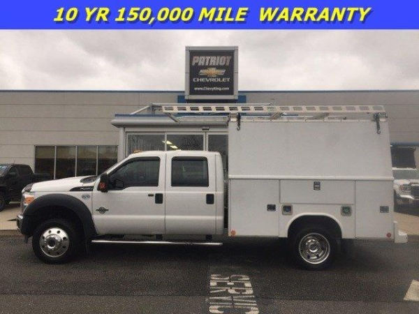 Ford Super Duty F-450 Chassis Cab