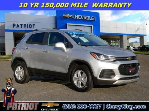 2018 Chevrolet Trax in Limerick, PA