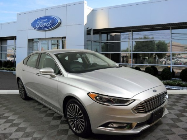 2017 Ford Fusion In West Chester Pa