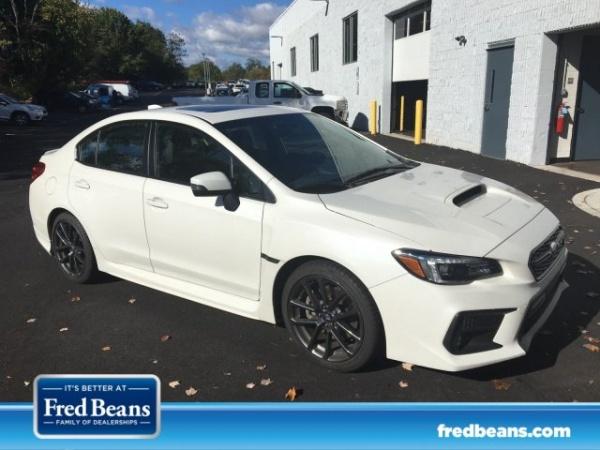 2018 Subaru Impreza WRX Limited
