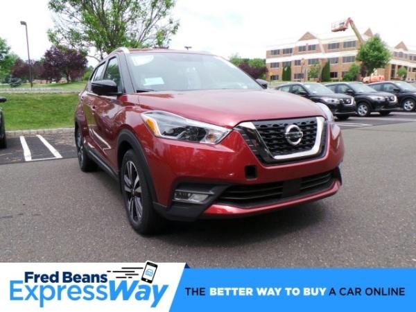 2020 Nissan Kicks in Doylestown, PA