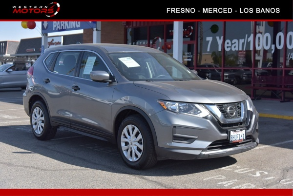 2017 Nissan Rogue in Fresno, CA