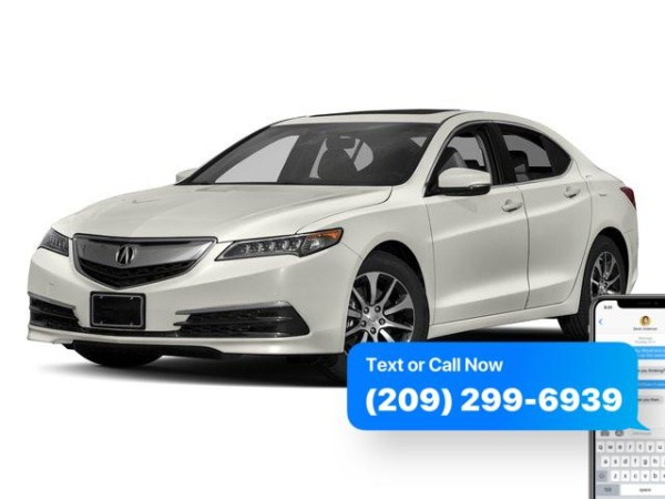 2017 Acura TLX I4 FWD with Technology Package