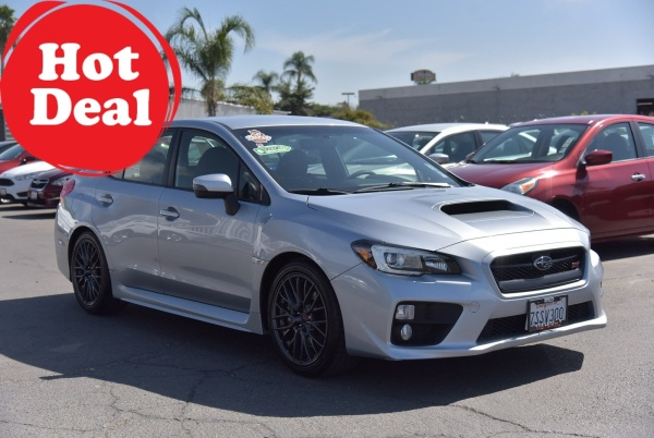 2017 Subaru WRX in Merced, CA