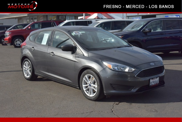 2018 Ford Focus in Fresno, CA