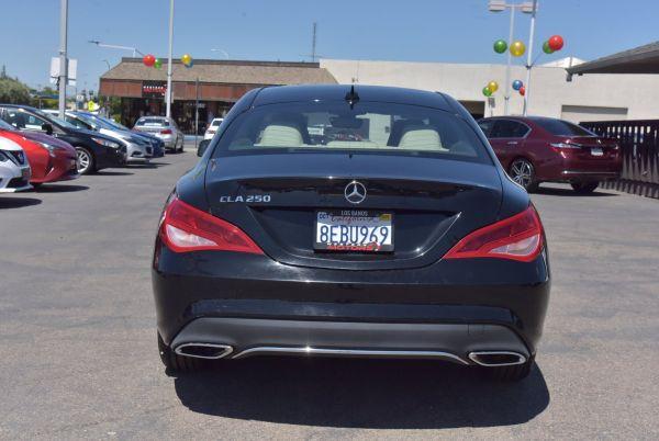 2019 Mercedes-Benz CLA in Fresno, CA