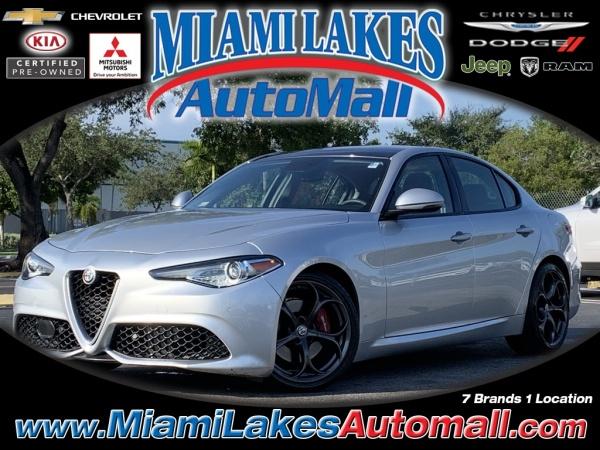 2017 Alfa Romeo Giulia in Miami Lakes, FL