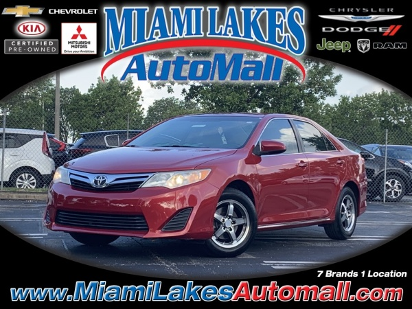 2012 Toyota Camry in Miami Lakes, FL