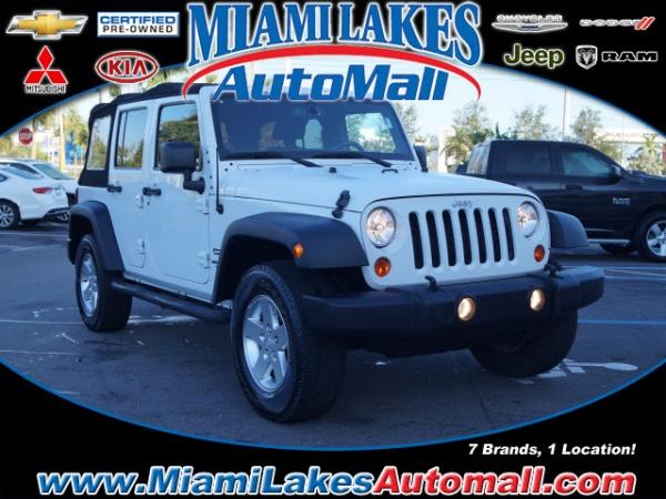 2013 Jeep Wrangler in Miami Lakes, FL