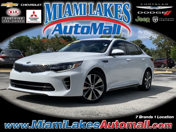 2016 Kia Optima in Miami Lakes, FL