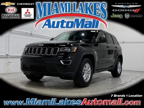 2020 Jeep Grand Cherokee in Miami Lakes, FL