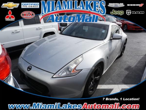 2012 Nissan 370z Base Coupe Manual For Sale In Miami Lakes Fl Truecar