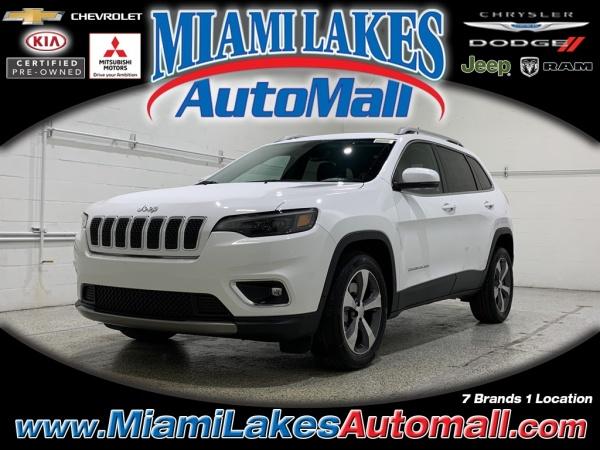 2020 Jeep Cherokee in Miami Lakes, FL