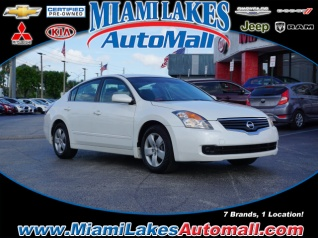 Used 2008 Nissan Altima 2.5 S Sedan CVT For Sale In Miami Lakes, FL