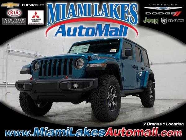2020 Jeep Wrangler in Miami Lakes, FL