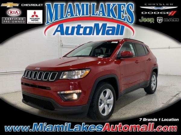 2020 Jeep Compass in Miami Lakes, FL