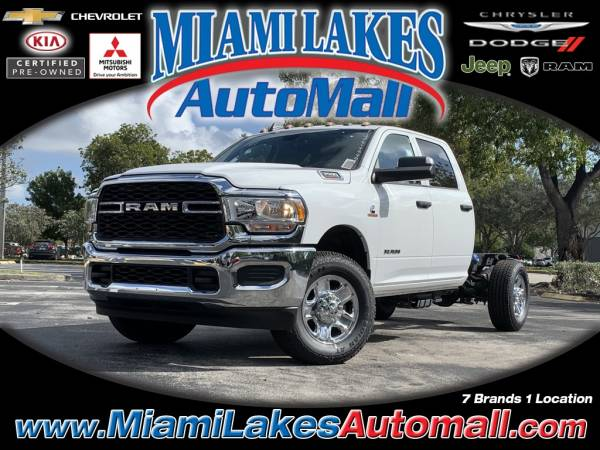 2019 Ram 3500 Chassis Cab in Miami Lakes, FL