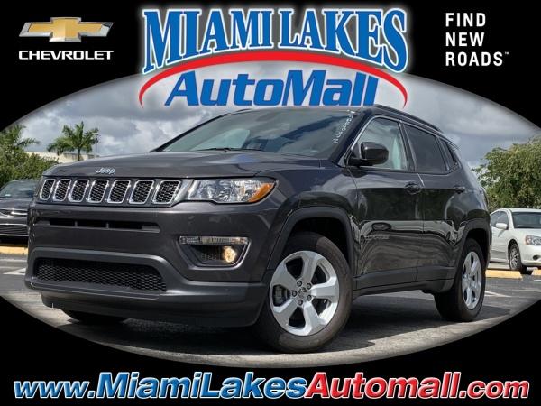 2019 Jeep Compass in Miami Lakes, FL