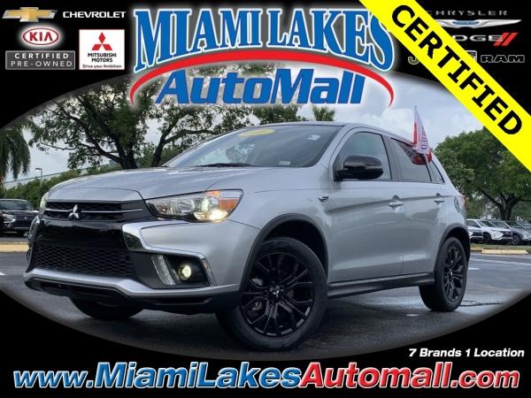 2018 Mitsubishi Outlander Sport in Miami Lakes, FL