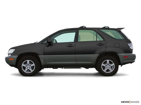 2002 Lexus RX RX 300