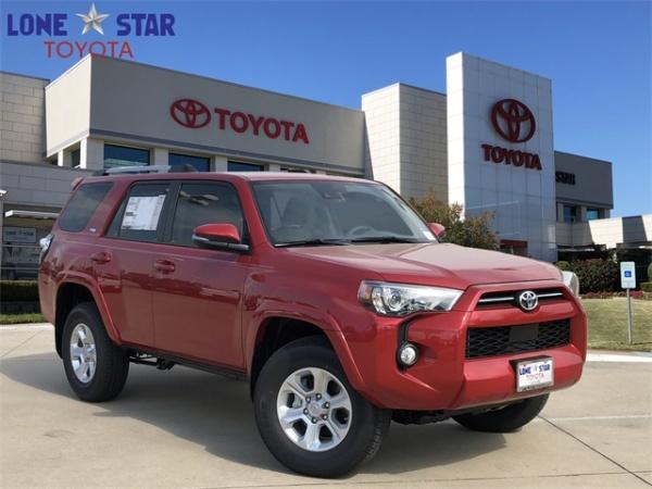 2020 Toyota 4Runner in Lewisville, TX