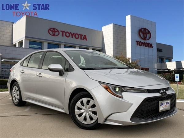 2020 Toyota Corolla in Lewisville, TX