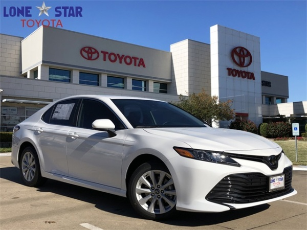 2020 Toyota Camry in Lewisville, TX