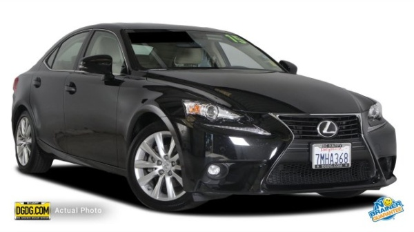 Lexus is 250 reliability ratings