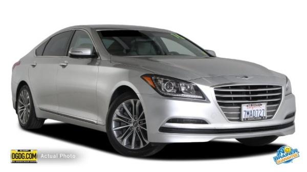2015 Hyundai Genesis 3.8L RWD $24,000 Sunnyvale, CA