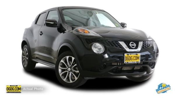 2017 Nissan JUKE FWD SV CVT $17,330 Sunnyvale, CA