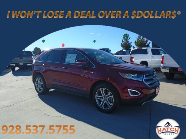 2017 Ford Edge in Show Low, AZ