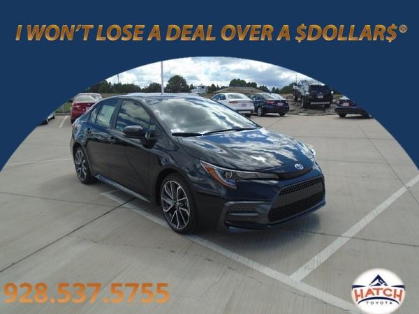 2020 Toyota Corolla in Show Low, AZ
