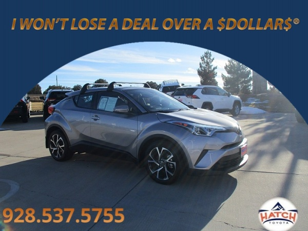 2018 Toyota C-HR in Show Low, AZ