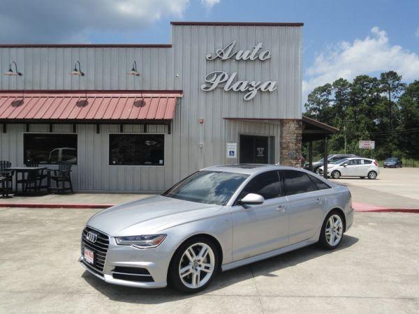 2016 Audi A6 Premium Plus