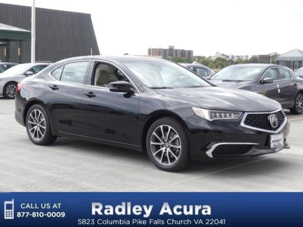 2020 Acura TLX in Falls Church, VA