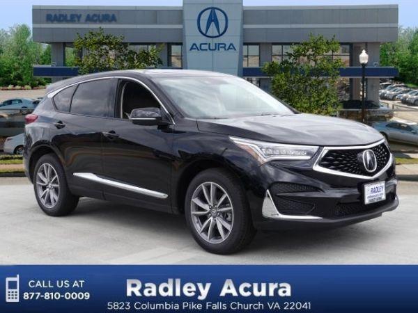 2020 Acura RDX in Falls Church, VA