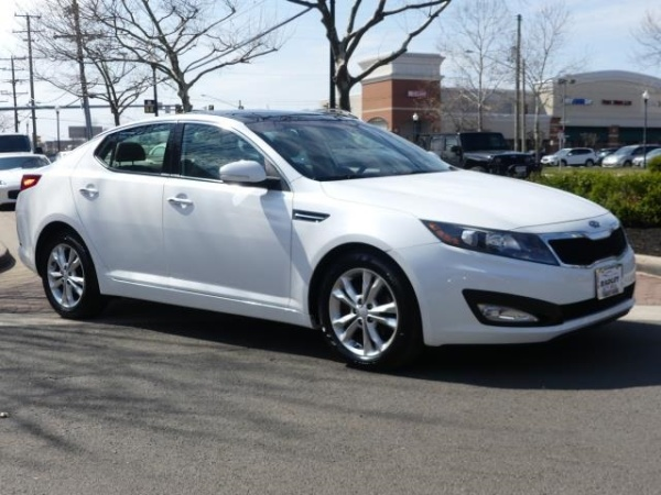 2012 Kia Optima in Falls Church, VA