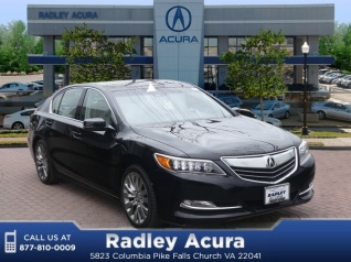 2016 Acura Rlx Fwd With Technology Package For In Falls Church Va