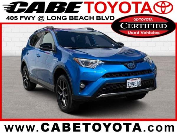 2017 Toyota RAV4 in Long Beach, CA