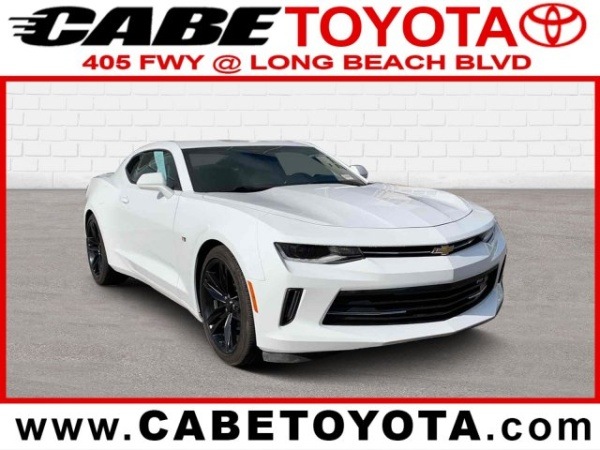 2018 Chevrolet Camaro in Long Beach, CA