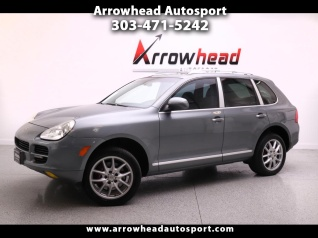 2006 Porsche Cayenne S Tiptronic Awd For In Parker Co