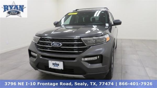 2020 Ford Explorer in Fulshear, TX