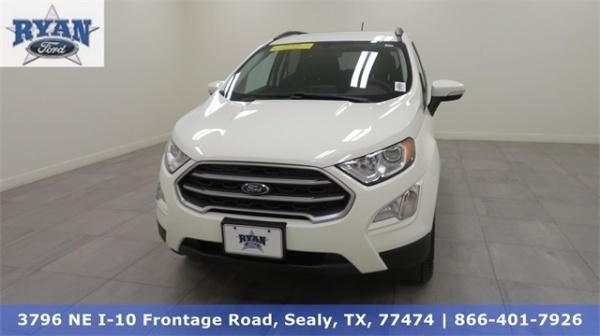 2020 Ford EcoSport in Fulshear, TX