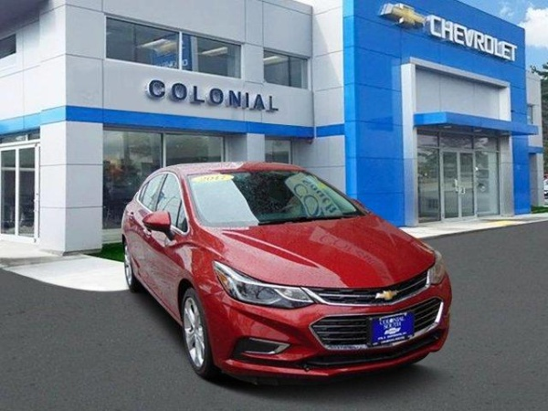 2017 Chevrolet Cruze in North Dartmouth, MA