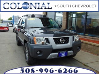 Used 2011 Nissan Xterra Pro 4X 4WD Manual For Sale In North Dartmouth, MA